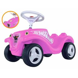 Bobby Car Classic Pink Rosa