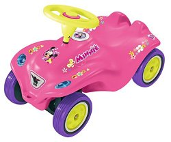New Bobby Car Minnie Mouse